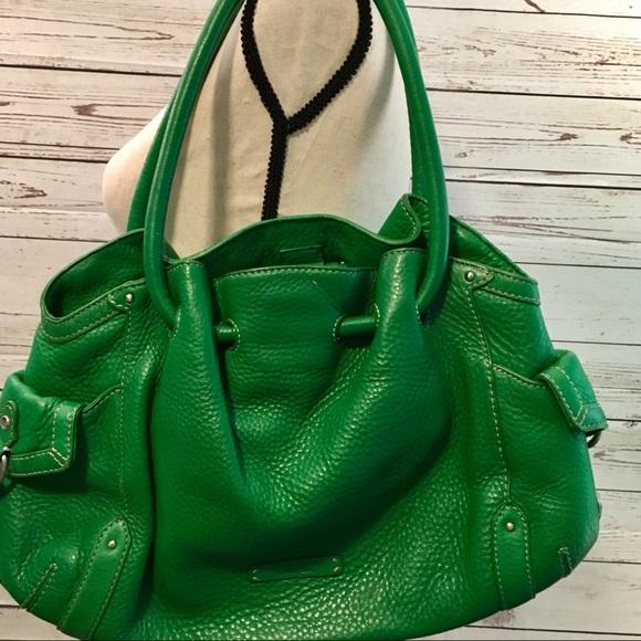 Cole Haan Handbags - Cole Haan Kelly Green Bag 0c960402de
